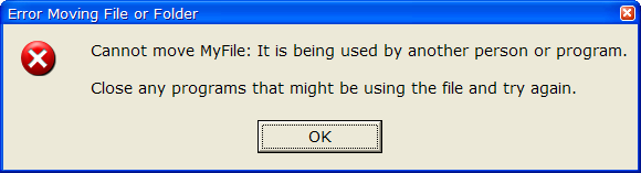 Error Moving File